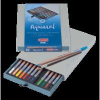 Kleurpotloden: aquarel Bruynzeel Design Professioneel, sets