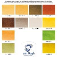 Van Gogh aquarelverf Talens napje 13 (half) Sets