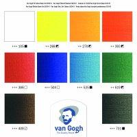 Van Gogh olieverf Talens sets