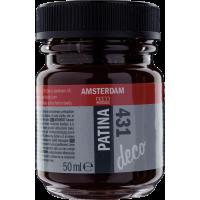 Amsterdam Deco Patina 50 ml (Decorfin Patina Talens)