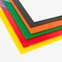 Plexiglas  (acryl) XT Gekleurd, 3 mm dik