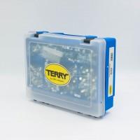 Doos Terry toolclips (gereedschapophangklemmen)
