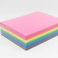 Tekenpapier universeel, gekleurd