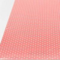 Steentjes- en dakpannenpapier