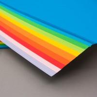 Tekenpapier Granada 450 x 640 mm, gekleurd