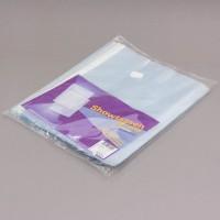 Showtassen/insteekhoezen transparant, A4 formaat