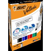 White-board markers Bic Velleda