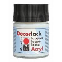 Decorlack Marabu 50 ml. Leverbaar zolang de voorraad strekt!