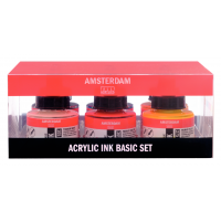 Amsterdam Inkt (Acryl) 30 ml, set