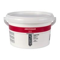 Amsterdam Acrylverf  2500 ml, Standard, Wit (105)