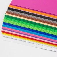 03. Gekleurd tekenpapier/-karton